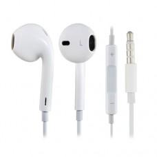 Наушники-гарнитура для IPhone с микрофоном и регулятором громкости
