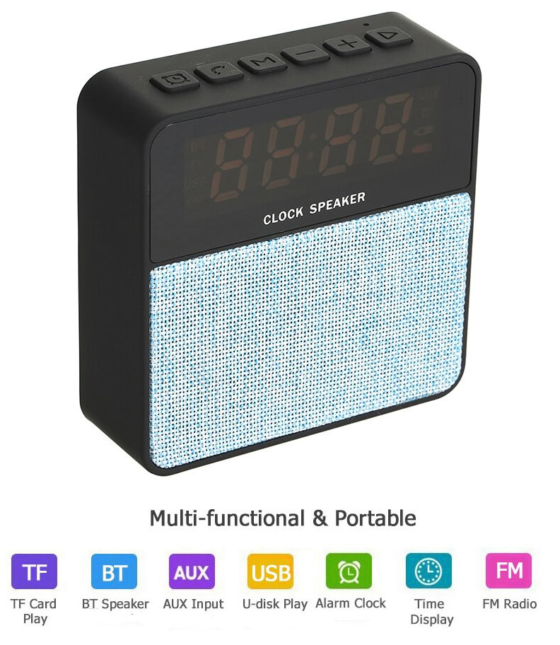Мини-Колонка Bluetooth UBS-211
