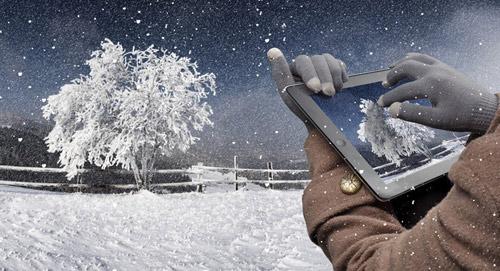 Перчатки для Планшетов, Телефонов, Смартфонов, с емкостным сенсором. Благодаря им вы сможете легко, быстро и удобно управлять вашим девайсом, и при этом держать свои руки в тепле. Luxpad