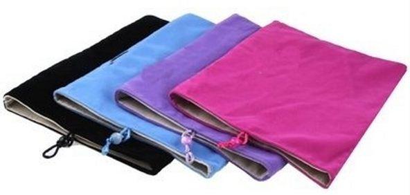 Выбирайте свой цвет цехла для планшета. Велюровый мягкий чехол можно купить с доставкой в Киеве и по Украине!