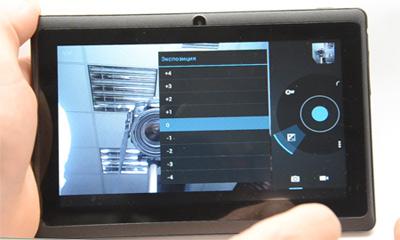 WEB-камера для Skype в Android 4