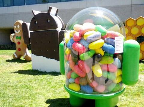Витаминизированный Android 4.1 Jelly Bean