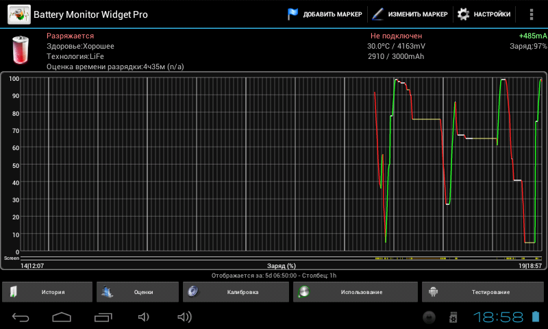 ScreenShot Android 4.04 Luxpad 4714