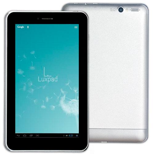 Планшет Luxpad 7718 Характеристики, Фото, Обзор, Сравнение.