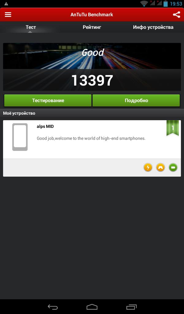 Планшет Luxpad 7719 Характеристики, Фото, Обзор, Сравнение.